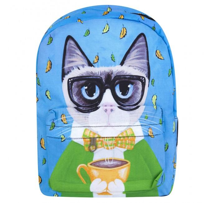 Купить Школьные рюкзаки, Kawaii Factory Рюкзак Уютный кот