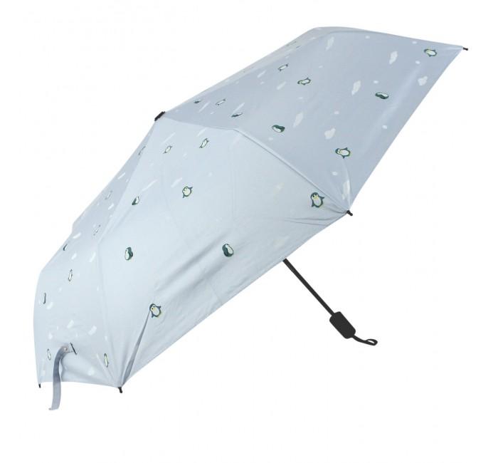 Зонты Kawaii Factory складной Пингвины зонты kawaii factory складной мишки и кексики