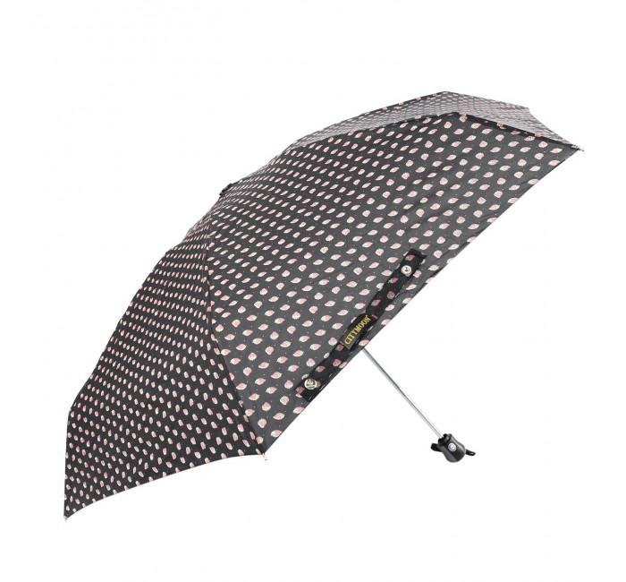 Зонты Kawaii Factory складной Клубника зонты kawaii factory складной мишки и кексики