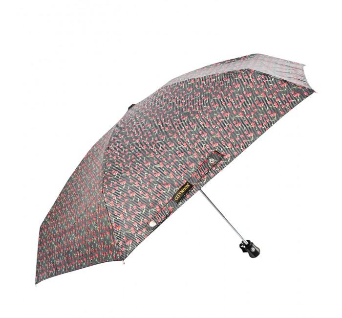 Зонты Kawaii Factory складной Вишня зонты kawaii factory складной мишки и кексики