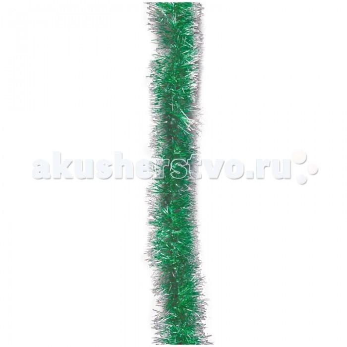 Новогодние украшения Казком Мишура Норка 1 200x5 см