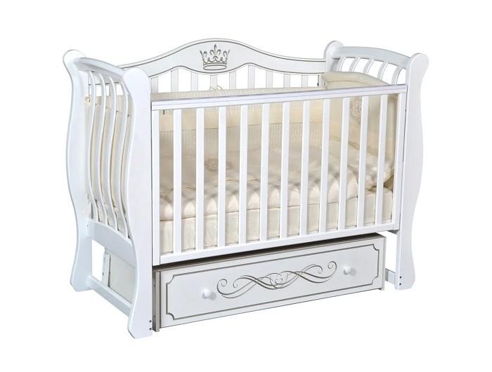Детские кроватки Кедр Grace 2 универсальный маятник