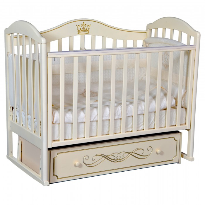 Детские кроватки Кедр Emily 2