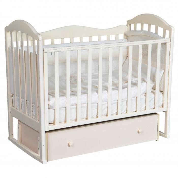 Детская кроватка Кедр Emily 1 (универсальный маятник)