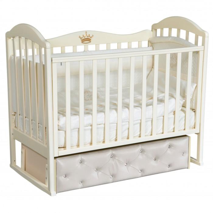 Детские кроватки Кедр Emily 7 (универсальный маятник)