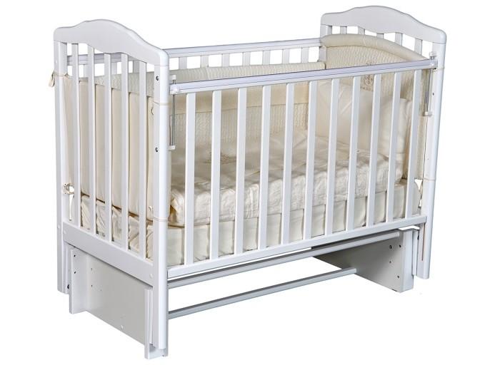 Детские кроватки Кедр Helen 2 универсальный маятник