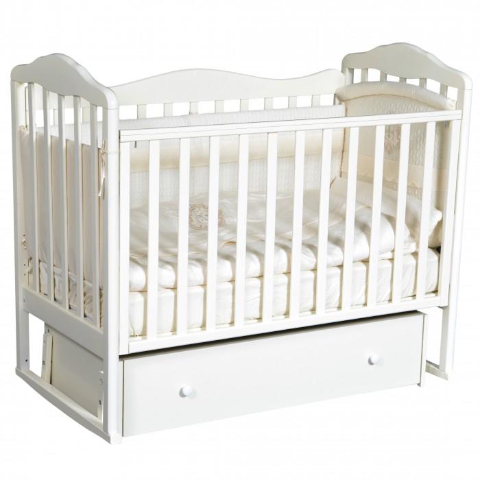 детские кроватки Детские кроватки Кедр Helen 4 (универсальный маятник)
