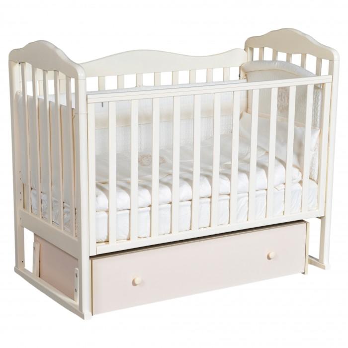 Детские кроватки Кедр Helen 4 (универсальный маятник)