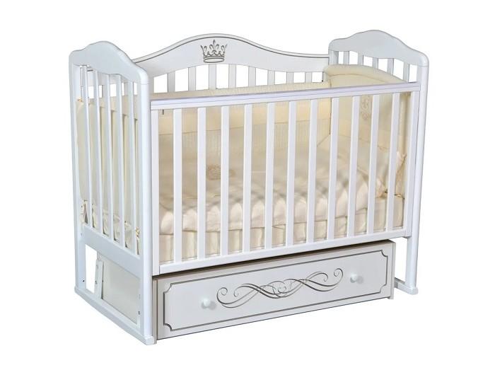 Детские кроватки Кедр Helen 5 (универсальный маятник)