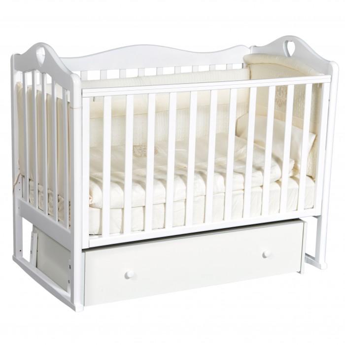 Детские кроватки Кедр Karolina 7 (универсальный маятник)