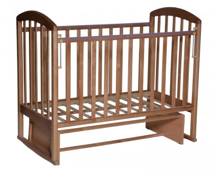 Детские кроватки Кедр Любаша 2 (поперечный маятник), Детские кроватки - артикул:564701