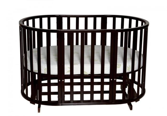 Кроватки-трансформеры Кедр Любаша-4 6 в 1 (универсальный маятник), Кроватки-трансформеры - артикул:564821