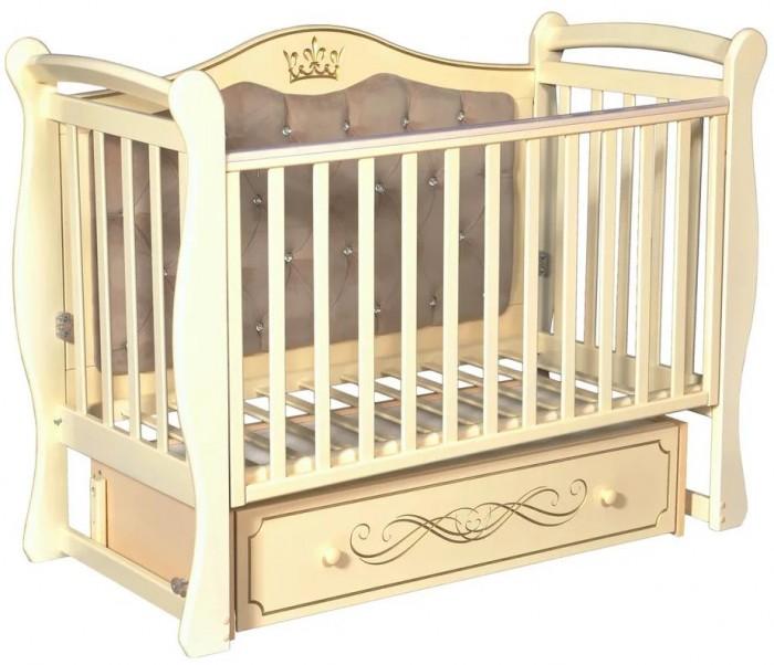 Купить Детские кроватки, Детская кроватка Кедр Olivia 1 универсальный маятник