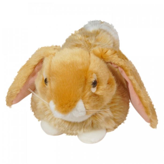 Мягкая игрушка Keel Toys Кролик лежащий 23 см