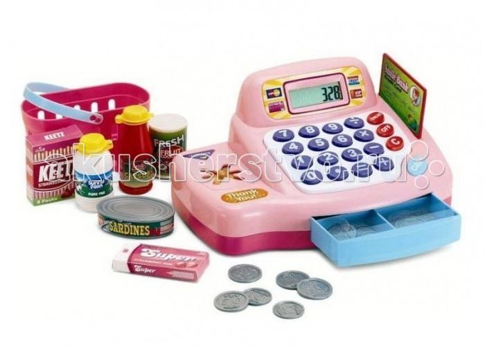 Ролевые игры Keenway Кассовый аппарат с предметами кассовый аппарат с предметами keenway 30261