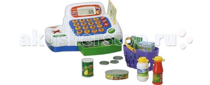 Ролевые игры Keenway Кассовый аппарат с предметами куплю аппарат для изготовления пончиков