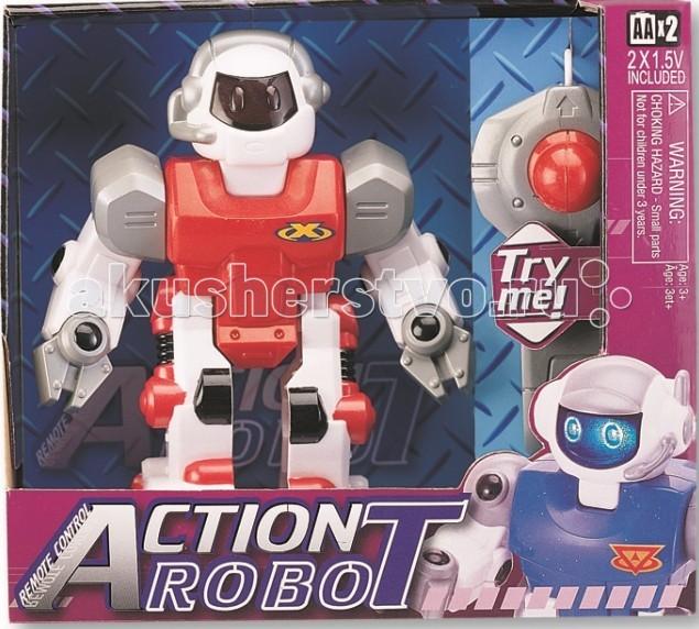 Роботы Keenway Робот + пульт управления