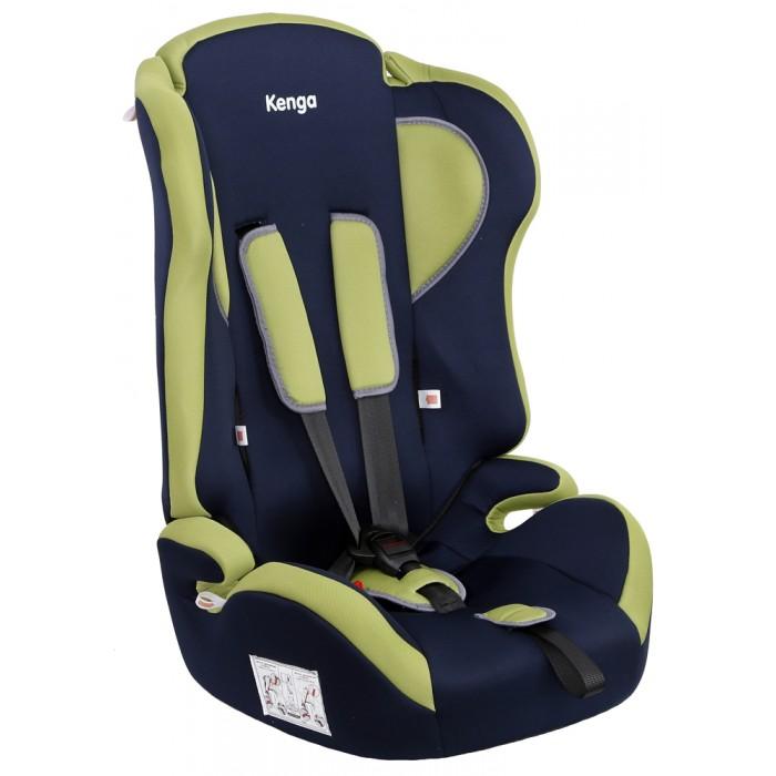 Автокресло Kenga LB513-SLB513-SУниверсальное детское автокресло для детей Kenga LB513-S от 1 до 12 лет, от 9 до 36 кг (группы 1-2-3)  У кресла LD02 есть мягкая вставка, обеспечивающая малышу дополнительный комфорт, а широкие подлокотники добавят ему удобства. Подлокотники и спинка кресла надежно защитят плечи и голову ребенка при встрясках во время езды.   Автомобильное кресло Kenga устанавливается в машине лицом вперед и крепится с помощью надежных ремней, входящих в комплект.  Особенности автокресла Kenga LB 513: съемные пятиточечные ремни безопасности имеют мягкие накладки и регулируются по мере роста ребенка подголовник автокресла имеет боковую защиту обивку можно снимать и стирать при температуре 30°С спинку автокресла можно снять и перевозить ребенка на подушке-бустере каждое кресло оснащено дополнительно фиксатором-натяжителем автомобильного ремня<br>