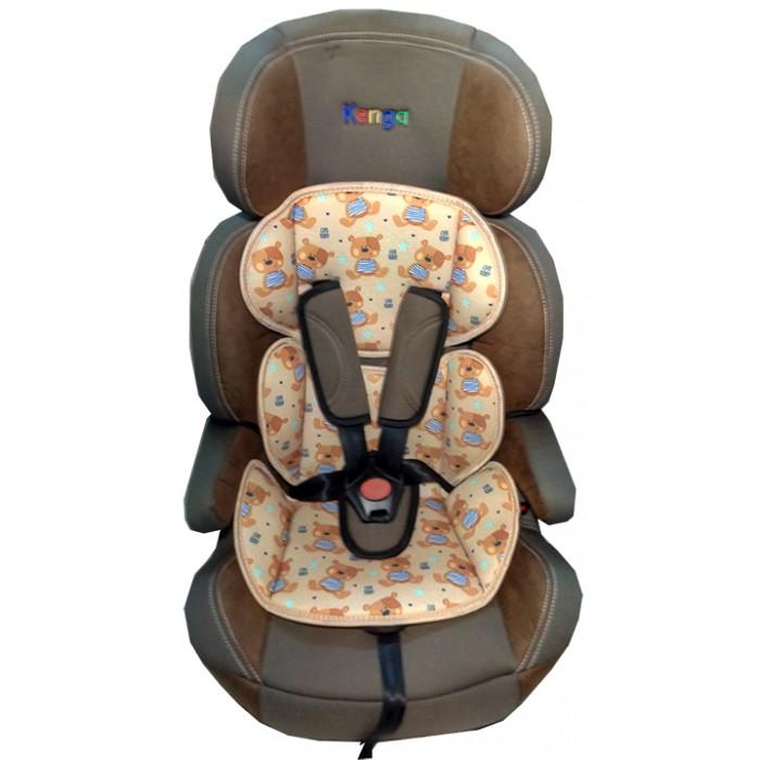 Автокресло Kenga LD01Группа 1-2-3 (от 9 до 36 кг)<br>Данная модель автокресла Kenga LD01 универсальна, она отлично подходит для самых маленьких и детей, что уже немного повзрослели (от 9 до 36 кг). Возраст малышей примерно от 9 месяцев и до 12 лет.   Детское автокресло представляет отличное соотношение цены и качества. Основа выполнена из прочного пластика, который устойчив к фронтальным и боковым ударам, так же к особенностям можно отнести глубокий подголовник и спинку с усиленной боковой защитой. Встроены ремни безопасности с пятью точками креплениями и удобными широкими плечевыми накладками. Подголовник так же имеет боковую защиту и регулировку высоты по мере роста ребенка.    Особенности: Как только ребенок станет взрослее, спинку кресла легко можно убрать и перевозить ребенка уже на подушке-бустере.  Чехлы мягкие и приятные к телу легко снимаются и стираются при температуре 30 градусов.   Кресло в автомобиле устанавливается на сидение по направлению движения штатными ремнями.   Модель с успехом прошла необходимые испытания и краш-тесты, что подтверждает его надежность и высокий уровень комфорта.   Детское автокресло Kenga LD01 полностью соответствует европейскому стандарту безопасности ECE R044/04.