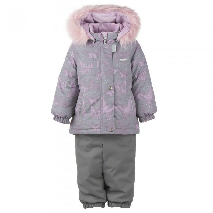 Купить Утеплённые комплекты, Kerry Комплект для девочек Fly K20418 A/3700