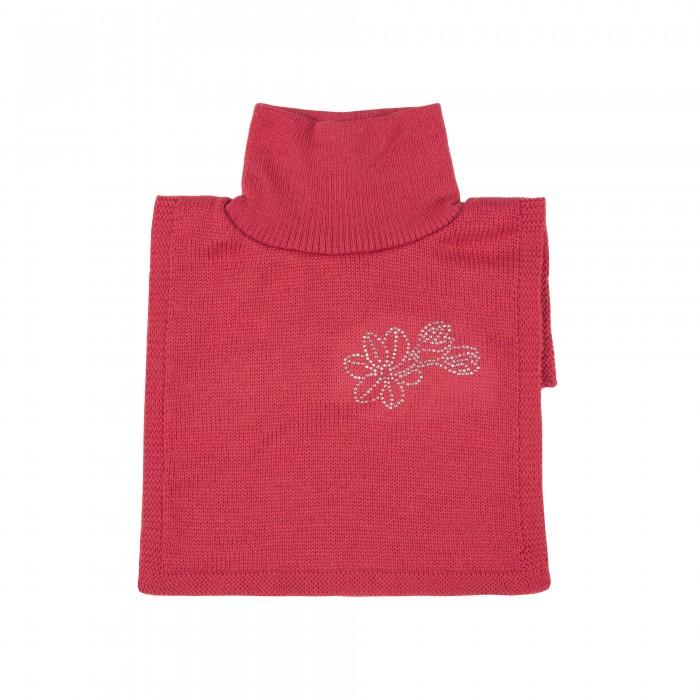 Шапки, варежки и шарфы Kerry Шарф-манишка для девочек Fran K20498 в/187 kerry утепленный комбинезон kerry fran