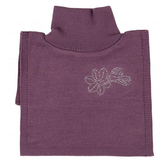 Шапки, варежки и шарфы Kerry Шарф-манишка для девочек Fran K20498 в/610 kerry утепленный комбинезон kerry fran