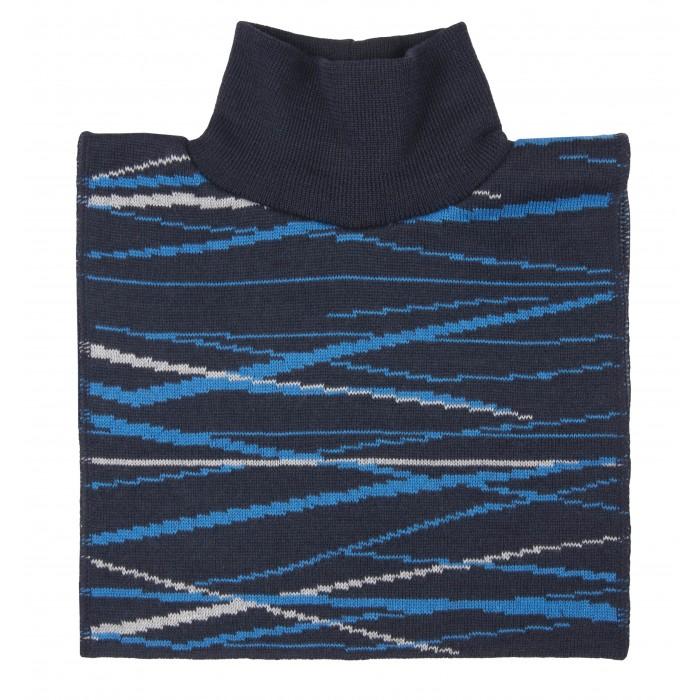 Картинка для Шапки, варежки и шарфы Kerry Шарф-манишка для мальчиков Friso K20499 в/229