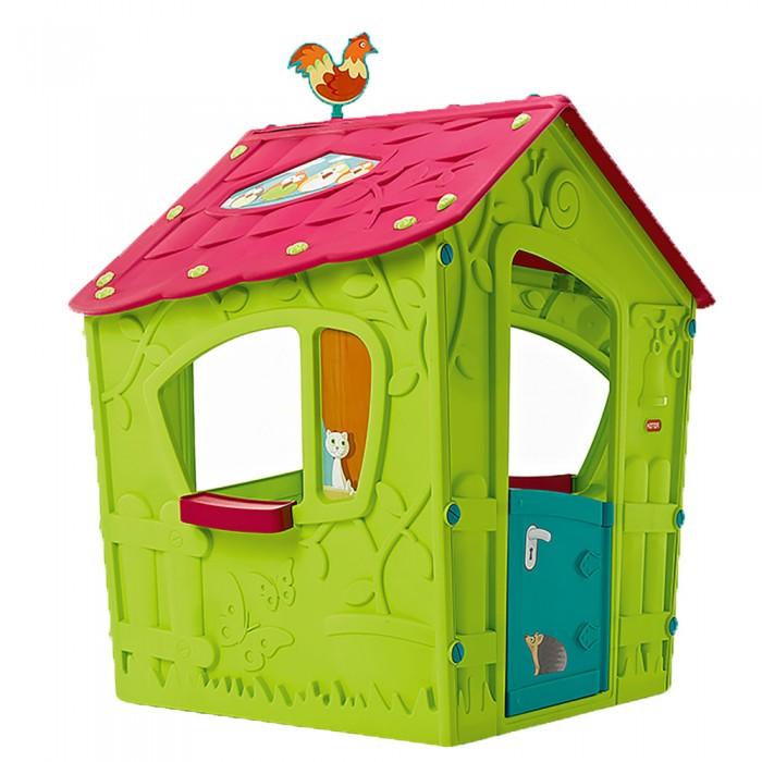 Keter Игровой Дом Magic Волшебный с Петушком 110x110x146 см
