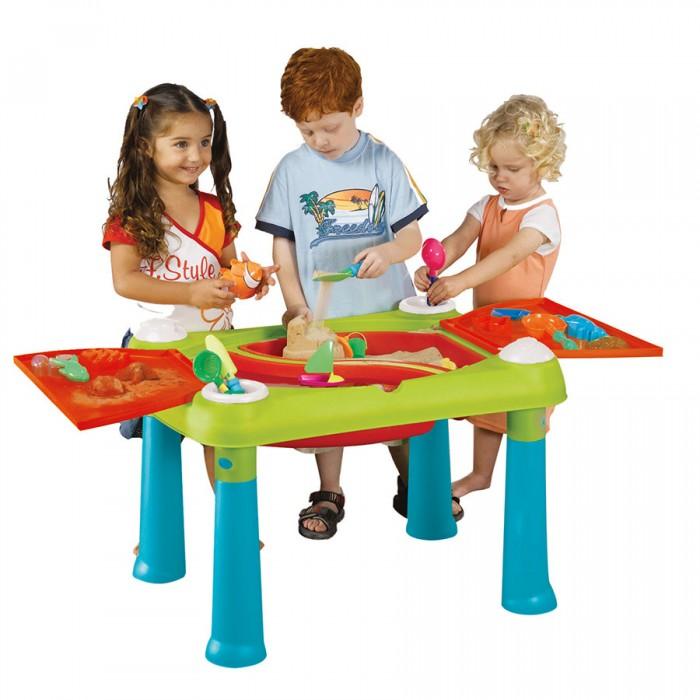 Keter Стол Creative для детского творчества и игры с водой песком 17184058
