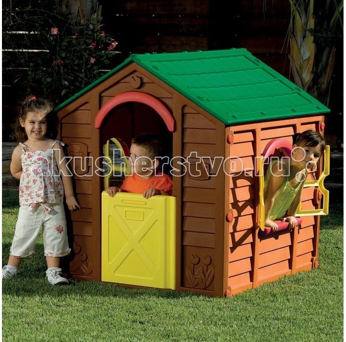 Игровые домики Keter Игровой домик Rancho домик для птиц gardman домик для птиц gardman 24 см