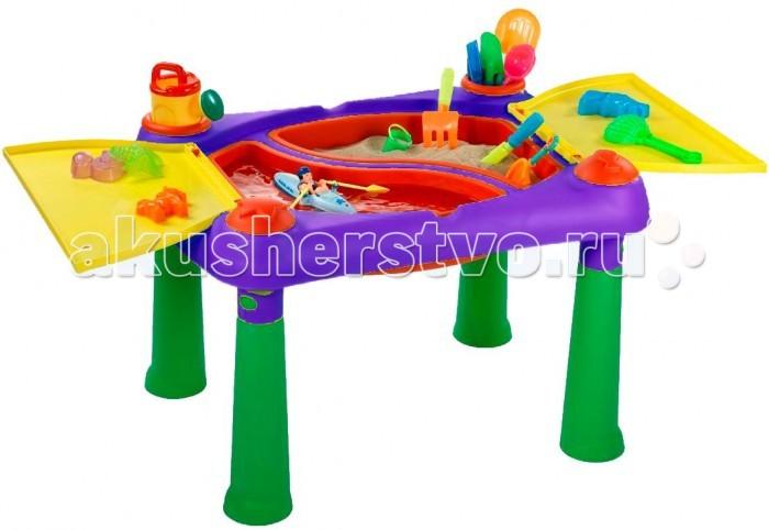 Keter Столик-песочница для игр с водой и песком