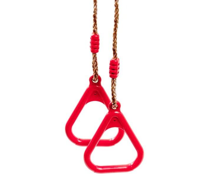 Спортивный инвентарь Kett-Up Кольца гимнастические на веревках гимнастические кольца proxima деревянные pgr 2403wd