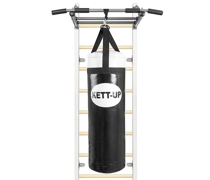 Спортивный инвентарь Kett-Up Мешок боксерский на стропах 100х30 см kett up мешок боксерский kett up на стропах