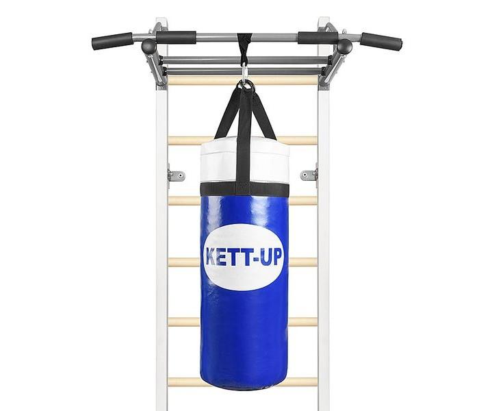 Спортивный инвентарь Kett-Up Мешок боксерский на стропах 70х26 см kett up мешок боксерский kett up на стропах