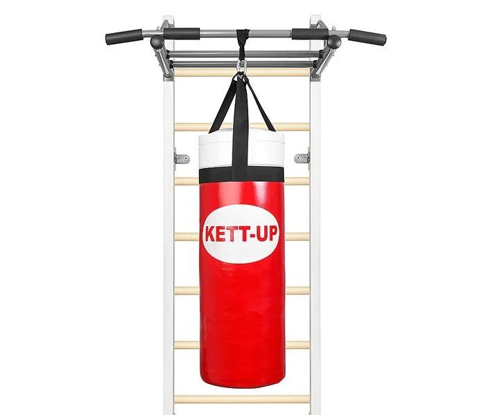 Спортивный инвентарь Kett-Up Мешок боксерский на стропах 85х29 см kett up мешок боксерский kett up на стропах
