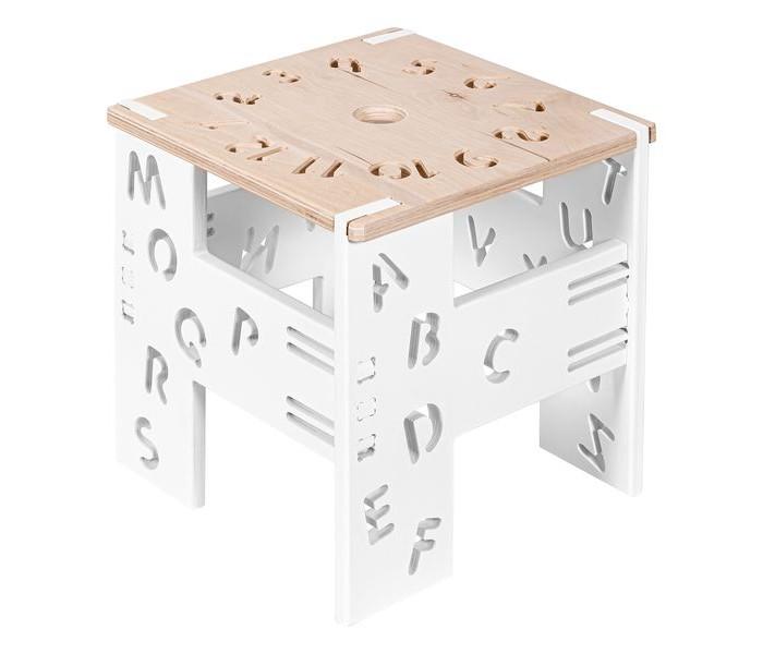 Детские столы и стулья Kett-Up Табурет детский ECO Часики