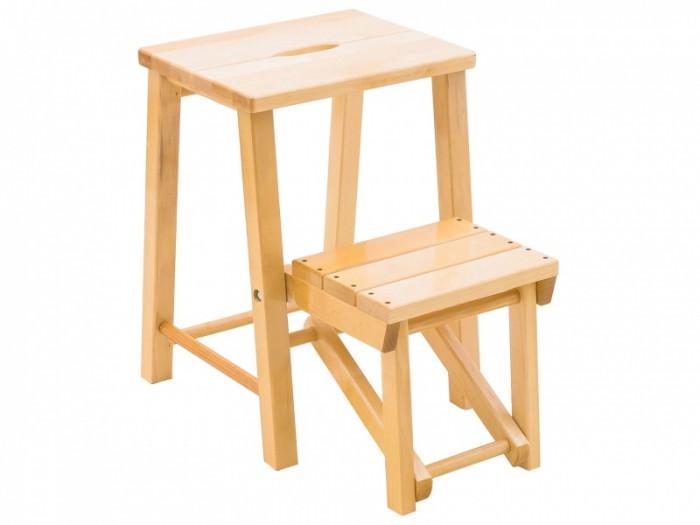 Кресла и стулья Kett-Up Табурет стремянка Loft с двумя ступенями стремянка табурет 2 ступени hailo
