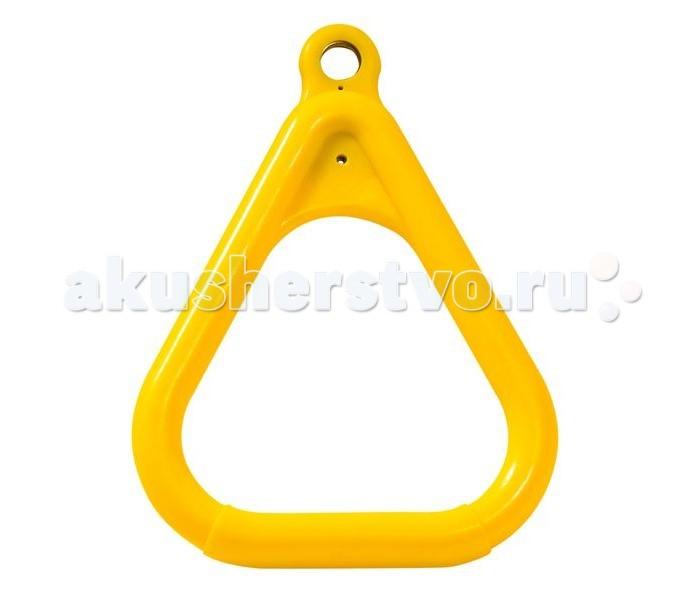 Фото - Спортивный инвентарь Kett-Up Кольцо гимнастическое треугольное кольца гимнастические indigo деревянные на стропах диаметр 18 см