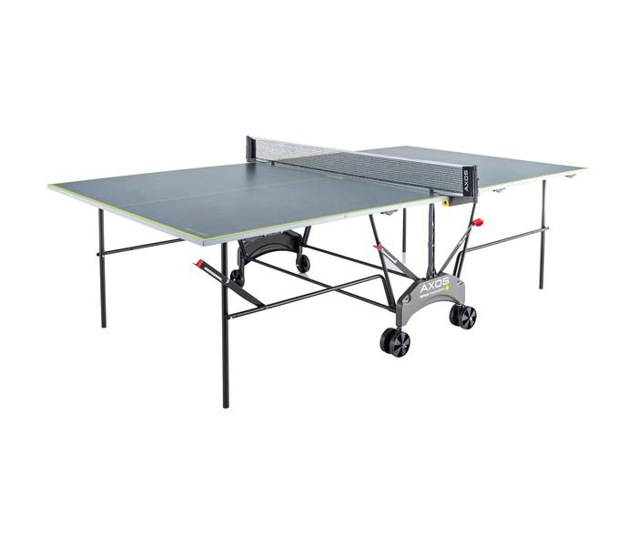 цена на Спортивный инвентарь Kettler Теннисный стол для закрытых помещений с сеткой Axos Indoor 1