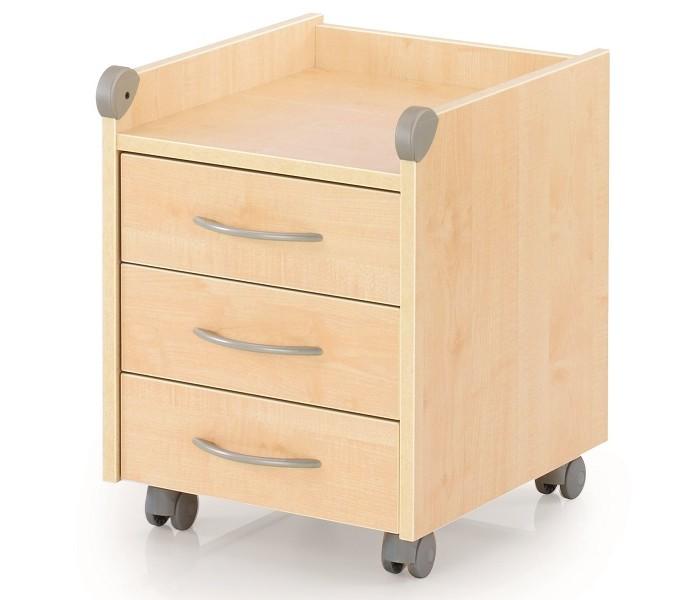 Купить со скидкой Комод Kettler Тумба Roll On 3 ящика