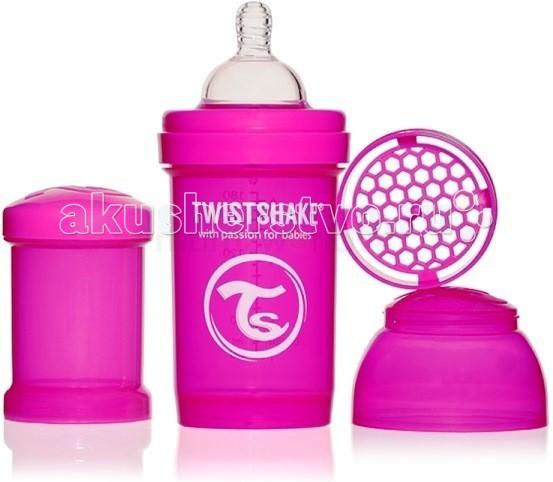 Twistshake бутылочка для кормления