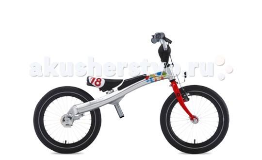 Беговел Rennrad Велосипед 2 в 1 18 Sport