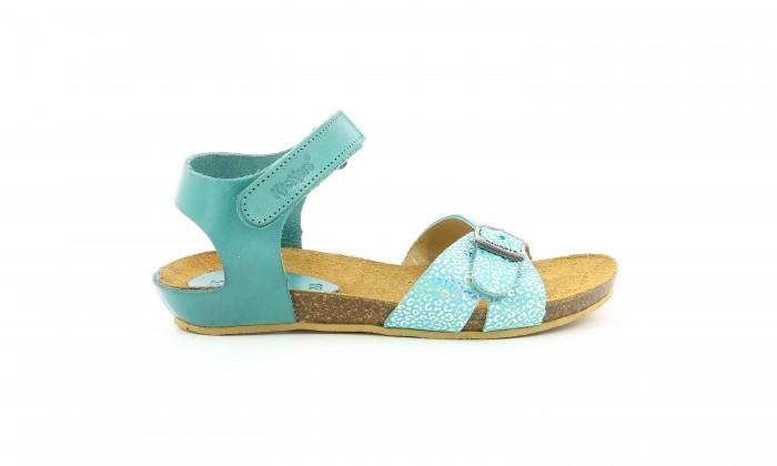 Босоножки и сандалии KicKers Босоножки для девочки 784640-30