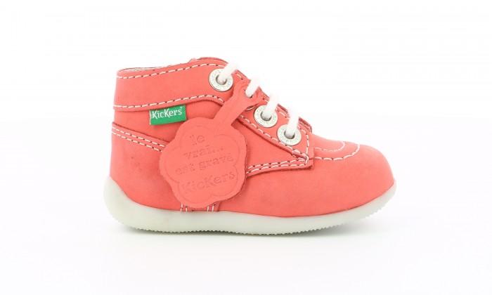 Ботинки KicKers Ботинки для девочки 653097-10