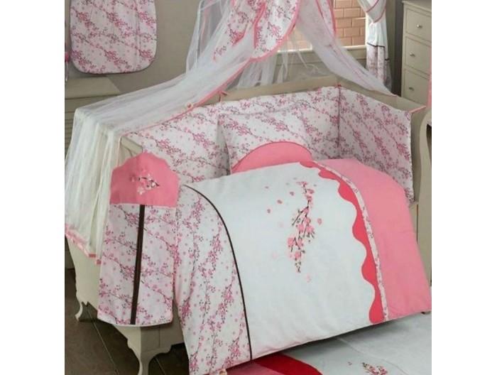 Комплекты в кроватку Kidboo Bello Fiore (6 предметов)