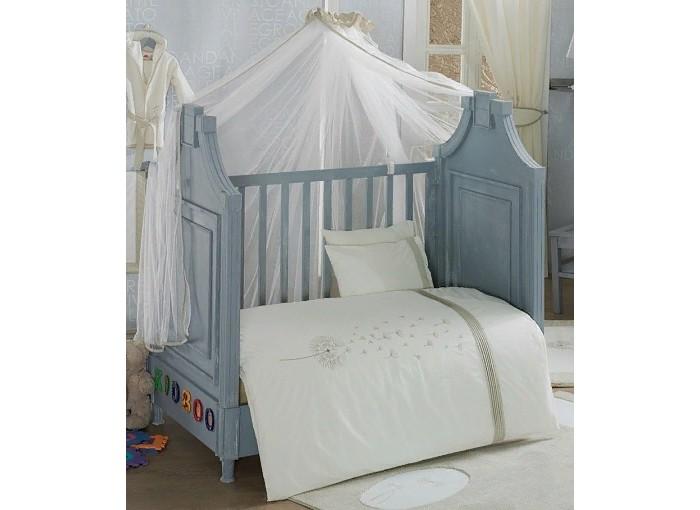 Купить Балдахины для кроваток, Балдахин для кроватки Kidboo Blossom Saten vanilla