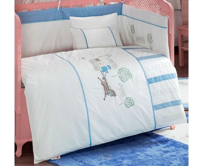 Купить Комплекты в кроватку, Комплект в кроватку Kidboo Little Farmer (6 предметов)