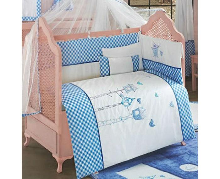 Купить Комплекты в кроватку, Комплект в кроватку Kidboo Lovely Birds (6 предметов)