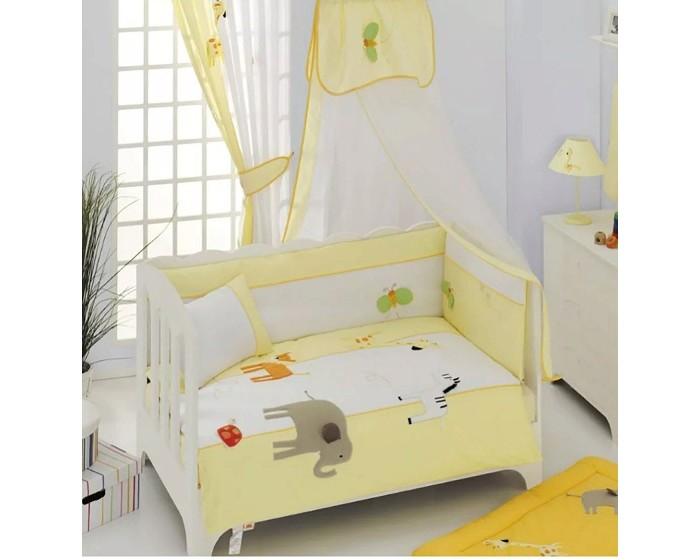 Купить Комплекты в кроватку, Комплект в кроватку Kidboo My Animals (6 предметов)