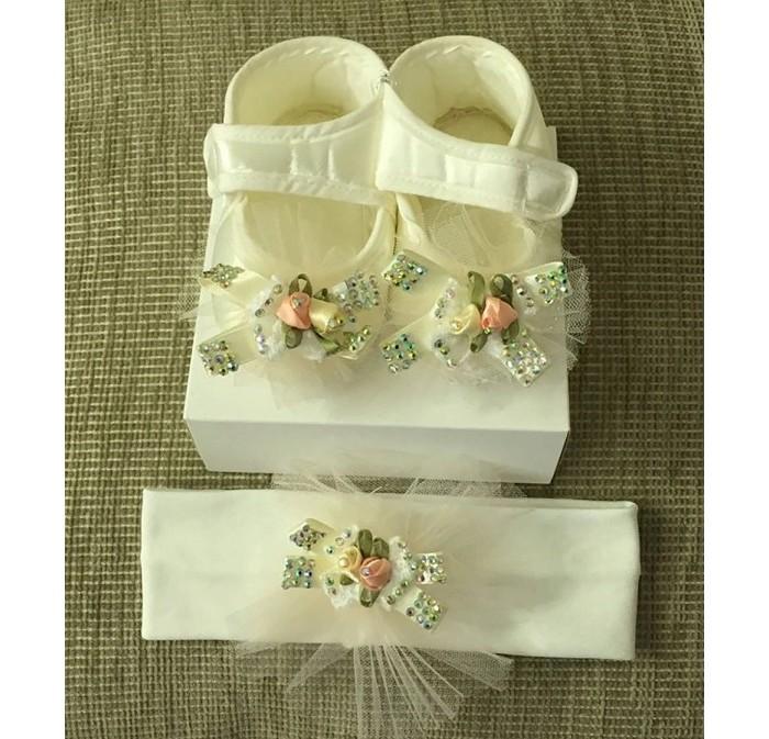 Пинетки Kidboo Подарочный набор Little Gift для девочек LG3